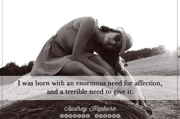 audrey-hepburn-affection-quote